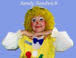 """Sandy Sandwich The Clown"""