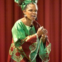 Janice the Griot - Arts/Entertainment Speaker in Arlington, Virginia