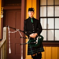 Jared Malone Bagpiper - Solo Musicians in Little Rock, Arkansas