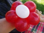 Balloon Flower Bracelet