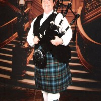 Jean Orcutt, Bagpiper for Hire - Celtic Music in Meridian, Mississippi