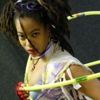 Jeana Gogo - Hoop Dancer in ,