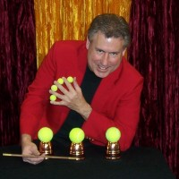 Jeff Carson - Magic & Comedy - Casino Party in Towson, Maryland