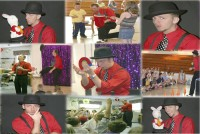 Jeff Wampler Entertainement - Strolling/Close-up Magician in Bristol, Tennessee