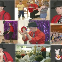 Jeff Wampler Entertainement - Children's Party Magician / Strolling/Close-up Magician in Bristol, Tennessee