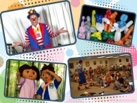Jelly Bean the Clown & Party Characters