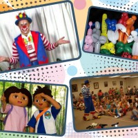 Jelly Bean the Clown & Party Characters - Children's Party Magician in Norfolk, Virginia