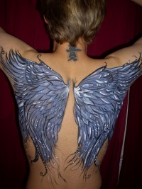 Jen Dungeon's Body Art