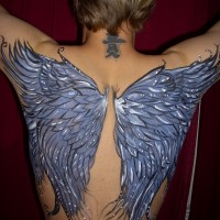 Jen Dungeon's Body Art - Airbrush Artist in Atlanta, Georgia