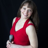 Jenna Esposito - Oldies Tribute Show in Dolbeau-Mistassini, Quebec