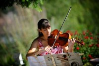 Jennifer Visick - Strolling Violinist in Moreno Valley, California