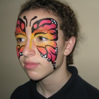 Jenny Penny Painted Faces - Face Painter in Ashland, Oregon