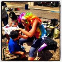 Jenny's Amazing Face Paint/ Clown/Fairy/Princess - Face Painter in Colorado Springs, Colorado