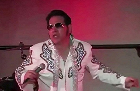 Jerry Armstrong as Elvis
