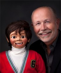 Jerry Breeden, Ventriloquist