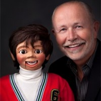 Jerry Breeden, Ventriloquist - Reptile Show in Fairbanks, Alaska