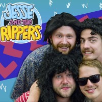 Jesse and the Rippers - Tribute Band in Abilene, Texas