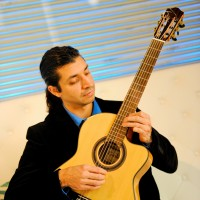 Jesse Christian Hendricks - Classical Guitarist in Redding, California