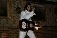 Jesse Sings - Elvis Impersonator in Upland, California