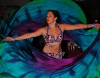 Jessica Bellydance - Dance in Vallejo, California