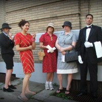 Jest In Case Productions - Murder Mystery Event in Birmingham, Alabama