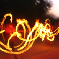 Jewels On Fire - Fire Dancer in Chula Vista, California