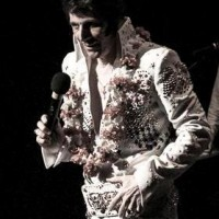 Jim Smith's Memories from Memphis - Elvis Impersonator in Rocky Mount, North Carolina