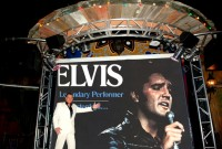 Jimmy Bond - Elvis Impersonator in Bakersfield, California