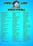 JIMMY LIMO- ROCK'n'ROLL SONGLIST