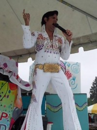 Jimmy T. Elvis Tribute Artist