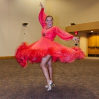 Joanna Lys, Professional Dance Instructor - Event Services in Cathedral City, California