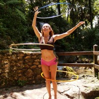 Jodi of Hoop and Health - Hoop Dancer in ,