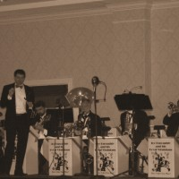 Joe Enroughty And His Royal Virginians - Big Band in Clarksburg, West Virginia