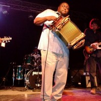 Joe Hall And The Louisiana Cane Cutters - Zydeco Band in Opelousas, Louisiana