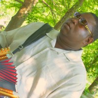 Joe Hall and the Louisiana Canecutters - Zydeco Band in Opelousas, Louisiana