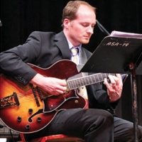Joe Kiernan - Jazz Guitarist in New London, Connecticut