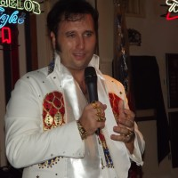 John Aaron Mcdade: Elvis Tribute Show - Elvis Impersonator in Orlando, Florida