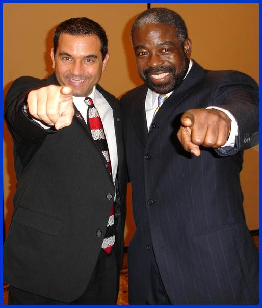 John &amp; the Great Les Brown