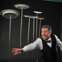 John Park Juggler and Plate Spinner - Juggler in Syracuse, New York