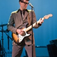 Johnny Rogers - Buddy Holly Impersonator / Rockabilly Band in Chicago, Illinois