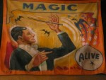 8' X 10 ' Sideshow Banner