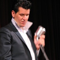 Johnny Rogers productions - Elvis Impersonator in Ottumwa, Iowa