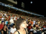 Crowd at Kenan 2