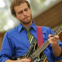 Jon Christie - Bassist in Asheville, North Carolina