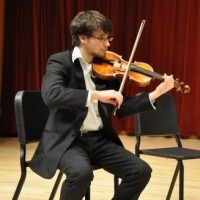 Jonathan Eddy - Violinist in Lawrence, Kansas