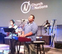 Jonathan Williams - Praise and Worship Leader in Scottsdale, Arizona