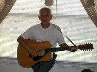 Jorge Luis Rodriguez - Singing Guitarist in Gulfport, Mississippi