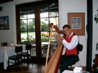 Jose Correa - Harpist in Denton, Texas