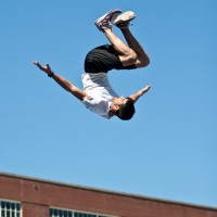 Joseph Almani - Acrobat in Winston-Salem, North Carolina