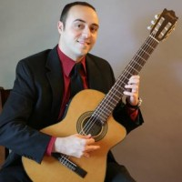 Joseph Madonna - Classical Guitarist in Flint, Michigan